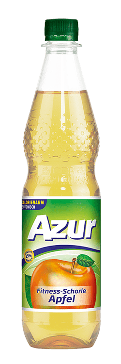 AZUR FITNESS SPRITZER APPLE